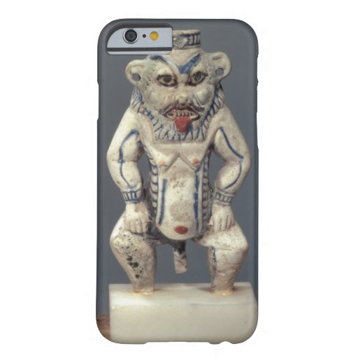 Kohl Pot, depicting the Egyptian household god Bes iPhone 6 Case