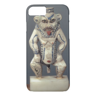 Kohl Pot, depicting the Egyptian household god Bes iPhone 8/7 Case