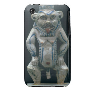 Kohl pot in the form of the god Bes, New Kingdom, iPhone 3 Cases