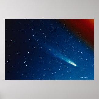 Kohoutek Comet Poster