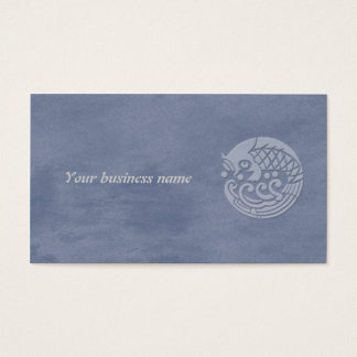 koi business card