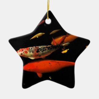 Koi Carp Christmas Ornament