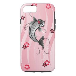 Koi Carp Spring iPhone 7 case