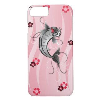 Koi Carp Spring iPhone case