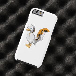 Koi-Colored Reptilian Bird Tough iPhone 6 Case