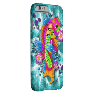 Koi Fish Art Barely There iPhone 6 Case