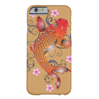 Koi fish barely there iPhone 6 case