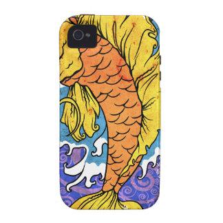 Koi Fish iPhone 4/4S Covers