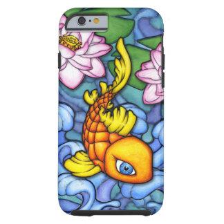 Koi Fish Tough iPhone 6 Case