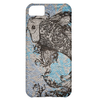 Koi Fish Cover For iPhone 5C
