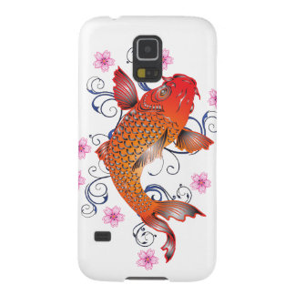 Koi fish case for galaxy s5
