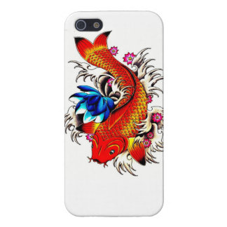 Koi Fish Case For The iPhone 5