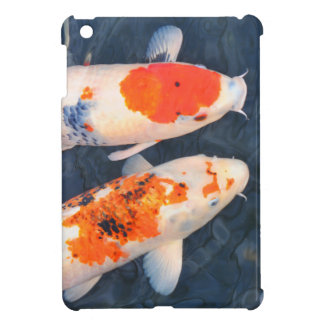 Koi fish cover for the iPad mini