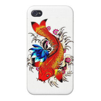 Koi Fish iPhone 4 Case