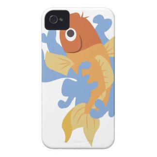 Koi Fish iPhone 4 Cover