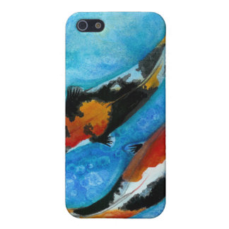 Koi Fish iPhone 5/5S Case