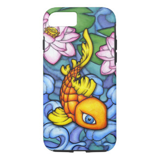 Koi Fish iPhone 7 Case