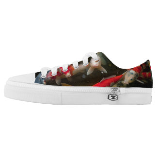 Koi Fish Low Tops