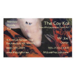 Koi Fish Pack Of Standard Business Cards