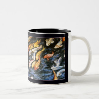 Koi Fish Painting Mug