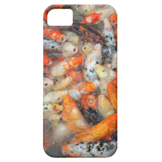 Koi in Pond So Many Friends iPhone 5 Cover