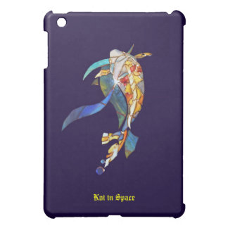 Koi in Space Stylish iPad Case