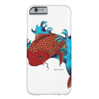 Koi in water barely there iPhone 6 case