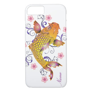 Koi iPhone 7 Case