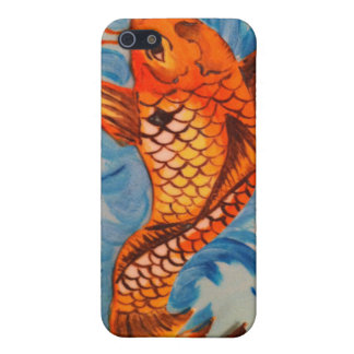 Koi Cover For iPhone 5