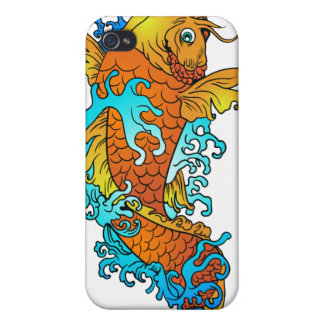 Koi Cases For iPhone 4