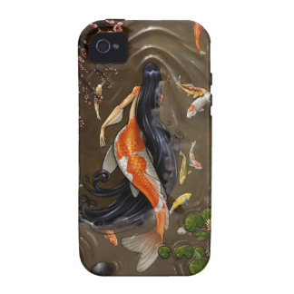 koi mermaid case for the iPhone 4