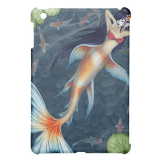 Koi Mermaid iPad Case