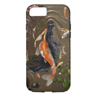 koi mermaid iPhone 7 case