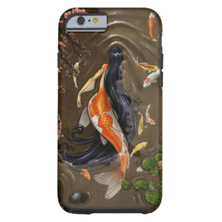 koi mermaid tough iPhone 6 case