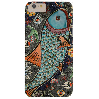 Koi Mosaic Barely There iPhone 6 Plus Case