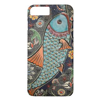 Koi Mosaic iPhone 8 Plus/7 Plus Case