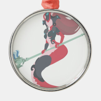 Koi Nami Skin Christmas Ornament