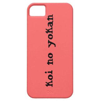 Koi No Yokan Case For The iPhone 5