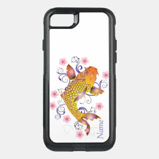 Koi OtterBox Commuter iPhone 7 Case