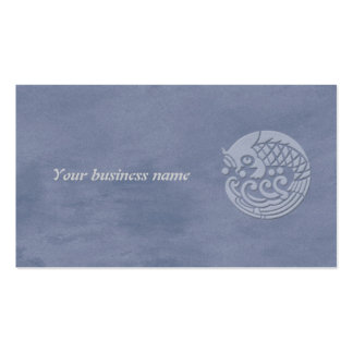 koi pack of standard business cards