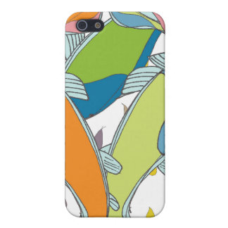 Koi Patterns-Phone case iPhone 5/5S Cover