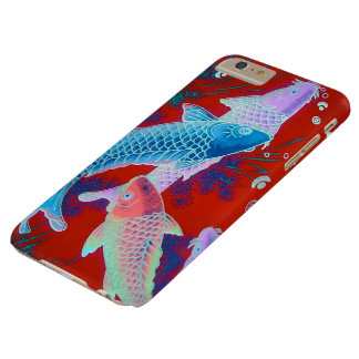 """Koi Phone Case"" Barely There iPhone 6 Plus Case"