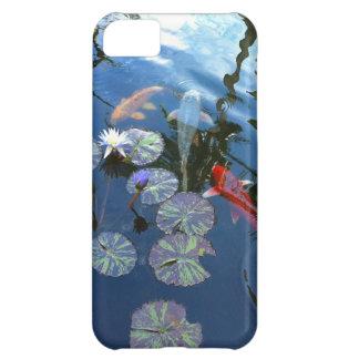 Koi Pond iPhone 5C Case