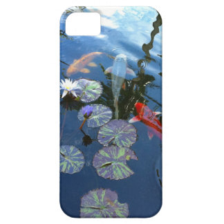 Koi Pond iPhone 5 Cases