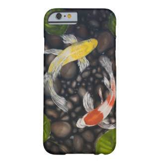 Koi Pond Fish Barely There iPhone 6 Case