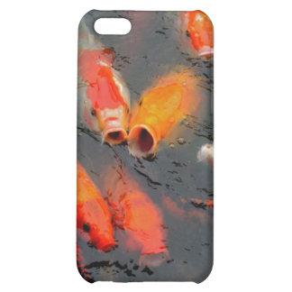 Koi Pond iPhone 5C Cases