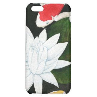 Koi Pond iPhone 5C Covers
