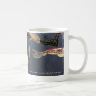 Koi Pond Mug from A Gardener's Notebook