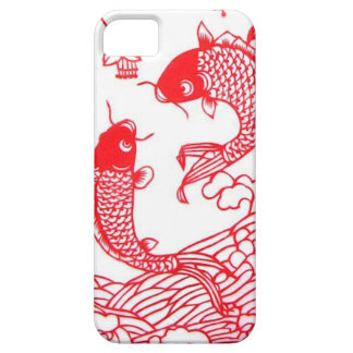 """Koi Pond Phone Case"" Case For The iPhone 5"