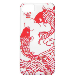 """""""Koi Pond Phone Case"""" iPhone 5C Case"""
